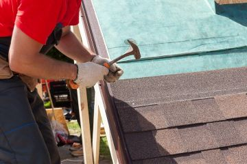 Roof installation by Energy Efficient Replacements LLC