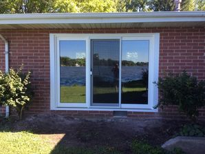 Sliding Glass Door Installation in South Bend, IN (3)
