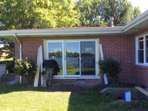 Sliding Glass Door Installation in South Bend, IN (4)