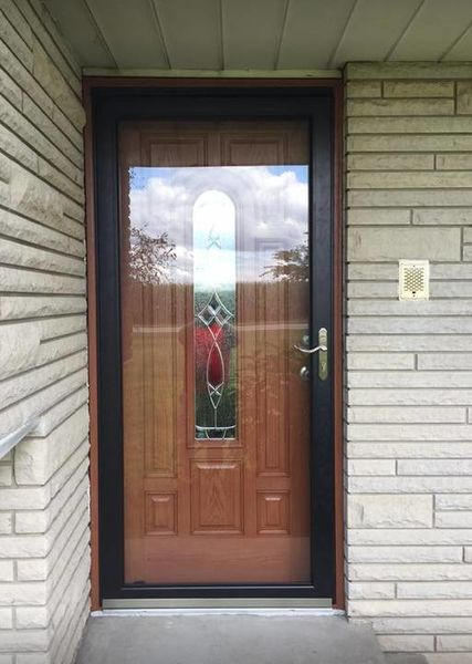 Entry Door & Storm Door Installation in Niles, MI (1)